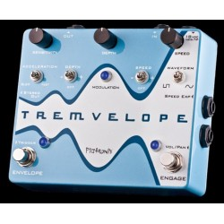 Pedal PIGTRONIX Tremvelope Foto: \192
