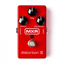 Pedal MXR M-115 Distortion III Foto: \192