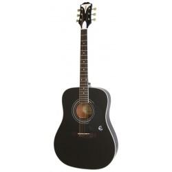 Guitarra Acustica EPIPHONE Pro-1 Plus Ebony Foto: \192