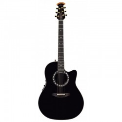 Guitarra Acústica OVATION 2077 LX-5 Legend Black Foto: \192