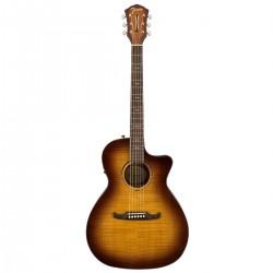Guitarra Acustica FENDER FA-345CE 3-Tone Tea Burst Foto: \192
