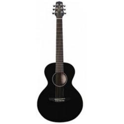 Guitarra Acústica TAKAMINE GMINI-BK Gloss Black Foto: \192