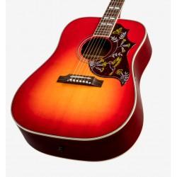 ... Guitarra Acustica GIBSON Hummingbird 2018 Heritage Burst Foto    ... 31e4528e48f