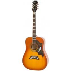 Guitarra Acustica EPIPHONE Dove Pro Violin burst Foto: \192