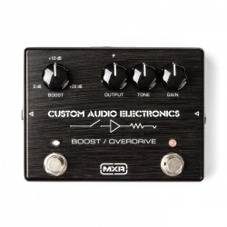 Pedal MXR MC-402 Boost/Overdrive Foto: \192