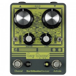 Pedal EARTHQUAKER Gray Channel Foto: \192