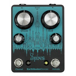 Pedal EARTHQUAKER Spires  Foto: \192