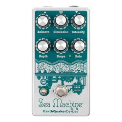 Pedal EARTHQUAKER Sea Machine v3 Foto: \192