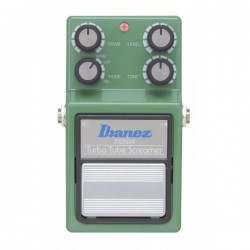 Pedal IBANEZ TS9DX Turbo Tube Screamer Foto: \192