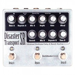Pedal EARTHQUAKER Disaster Transport Sr Foto: \192