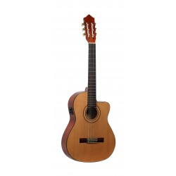 Guitarra Flamenca MOLINA CGFLC-EQ Cutaway Electrificada Foto: \192