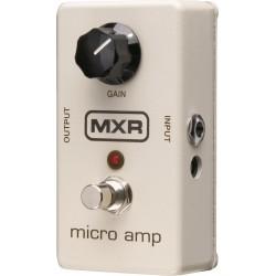 Pedal MXR M133 Micro Amp Foto: \192