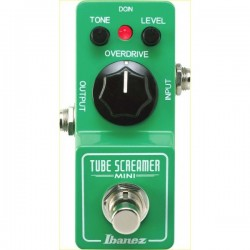Pedal IBANEZ TS-MINI Tube Screamer Foto: \192