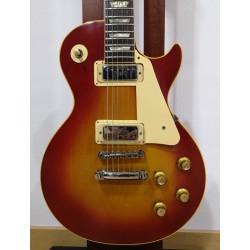 Guitarra Electrica GIBSON Les Paul Deluxe 1971 Cherry Sunburst (Segunda Mano) Foto: \192