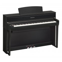 Piano Digital YAMAHA Clavinova CLP-675B Black Walnut Foto: \192