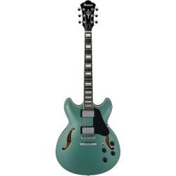 Guitarra Electrica IBANEZ AS73-OLM Olive Metallic Foto: \192