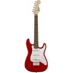 Guitarra Electrica SQUIER Mini Strat Torino Red LRL Foto: \192