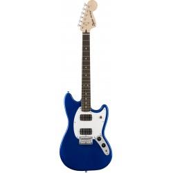 Guitarra Electrica SQUIER Bullet Mustang HH Imperial Blue LRL Foto: \192