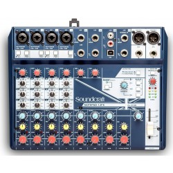 Mesa SOUNDCRAFT Notepad 12FX Foto: \192