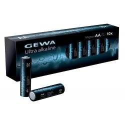 Pila GEWA 1,5V AA Ultra Alkalina (Precio por Unidad) Foto: \192