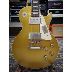 Guitarra Electrica GIBSON Les Paul Standard CS7 50´s Style VOS GoldTop Foto: \192