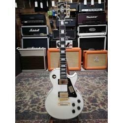 Guitarra Electrica GIBSON Les Paul Custom Alpine White GH Foto: \192