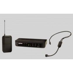 Microfono Inalambrico SHURE BLX14E/P31 H8E de diadema Foto: \192