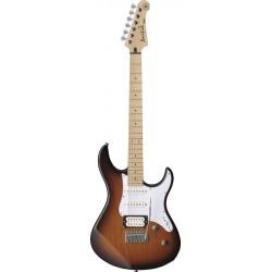Guitarra Electrica YAMAHA Pacifica 112VM TBS Tobacco Brown Sunburst Foto: \192