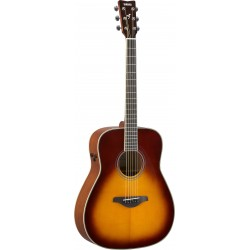 Guitarra Acustica YAMAHA TransAcoustic FG-TA Brown Sunburst Foto: \192