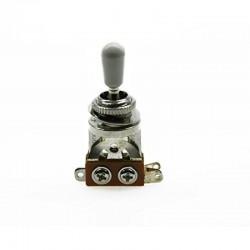 Conmutador GOTOH DM20W 3 posiciones blanco Foto: \192
