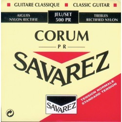 Cuerdas Clasica SAVAREZ Corum Alliance 500-PR Tension Normal Foto: \192