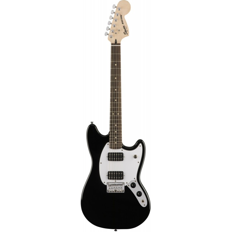 Guitarra Electrica SQUIER Bullet Mustang HH Black LRL Foto: \192