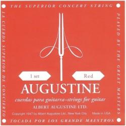 Cuerdas Clasica AUGUSTINE Red - Medium Tension Foto: \192