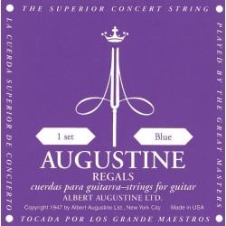Cuerdas Clasica AUGUSTINE REGALS Blue - High Tension Foto: \192