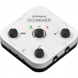 Interface Audio ROLAND GO:MIXER Foto: \192