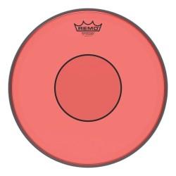 Parche REMO Powerstroke 77 Colortone Red 14 P7-0314-CT-RD Foto: \192