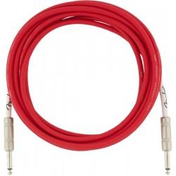 Cable FENDER Original Series Fiesta Red 4,5m Foto: \192