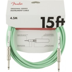 Cable FENDER Original Series Surf Green 4,5m Foto: \192