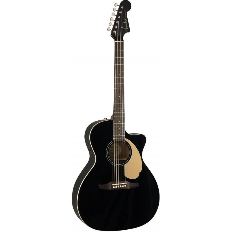 Guitarra Acustica FENDER Newporter Player Jetty Black Foto: \192