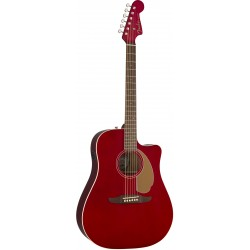 Guitarra Acustica FENDER Redondo Player Candy Apple Red Foto: \192