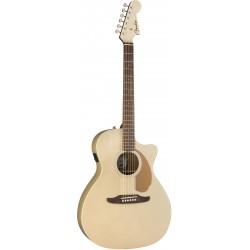 Guitarra Acustica FENDER Newporter Player Champagne Foto: \192
