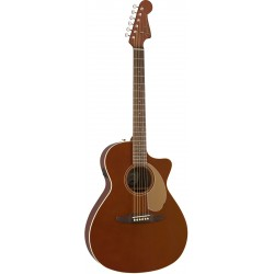 Guitarra Acustica FENDER Newporter Player Rustic Copper Foto: \192