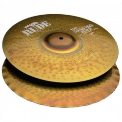 Plato PAISTE Rude Sound Edge Hi-Hat 14 Foto: \192