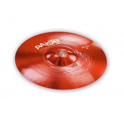 Plato PAISTE 900 Series Colour Sound Splash Red 10 Foto: \192