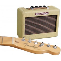 Amplificador FENDER Mini ´57 Twin-Amp Tweed Foto: \192