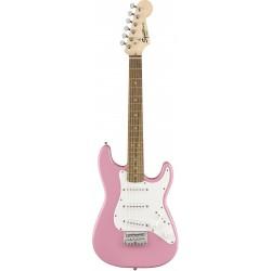 Guitarra Electrica SQUIER Mini Pink Foto: \192