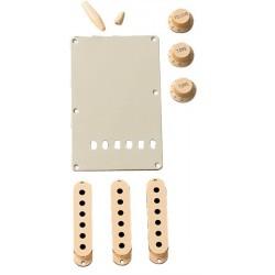 Kit accesorios FENDER Strat Aged White 099-1368-000 Foto: \192