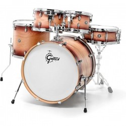 Bateria GRETSCH Catalina ASH CA1-E825-WNB Walnut Natural Burst Foto: \192