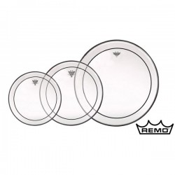 Pack Parches REMO Pinstripe Clear Standard PP-0912-PS Foto: \192
