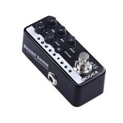Pedal MOOER Micro Preamp 015 Brown Sound Foto: \192